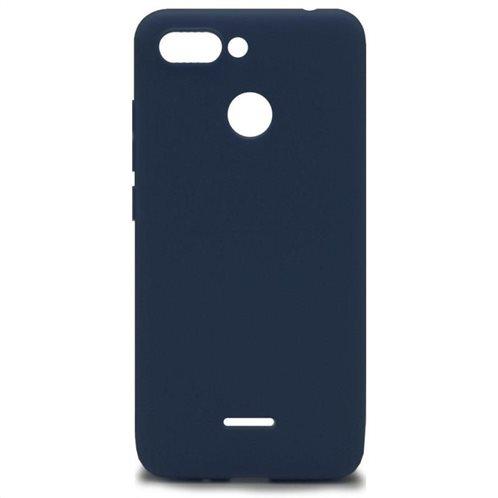 Soft TPU inos Xiaomi Redmi 6 S-Cover Blue
