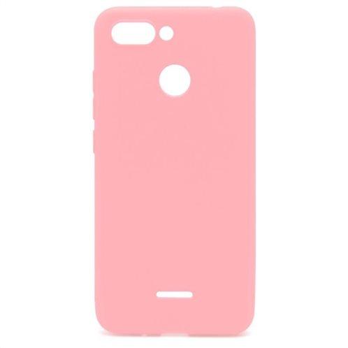 Soft TPU inos Xiaomi Redmi 6 S-Cover Pink