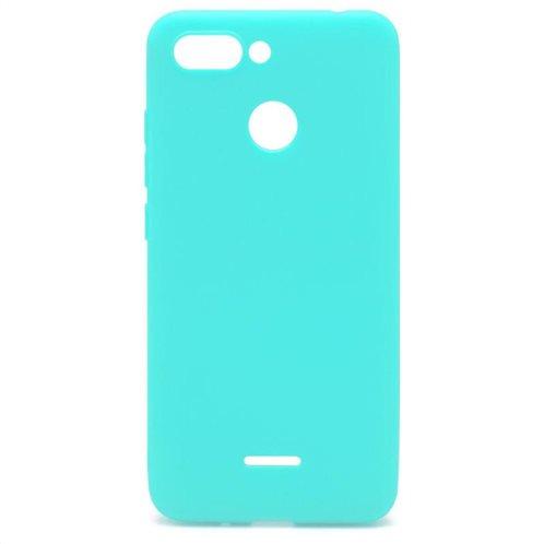 Soft TPU inos Xiaomi Redmi 6 S-Cover Mint Green