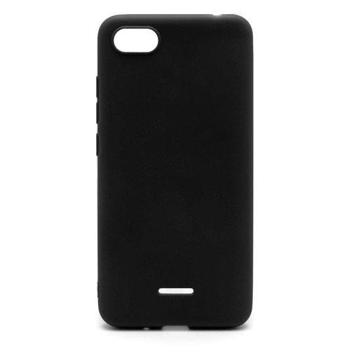 Soft TPU inos Xiaomi Redmi 6A S-Cover Black