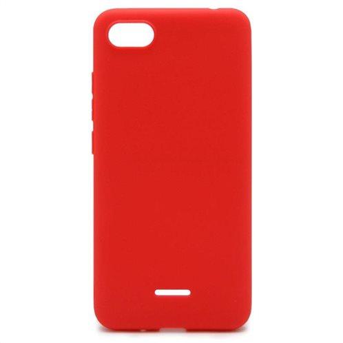 Soft TPU inos Xiaomi Redmi 6A S-Cover Red
