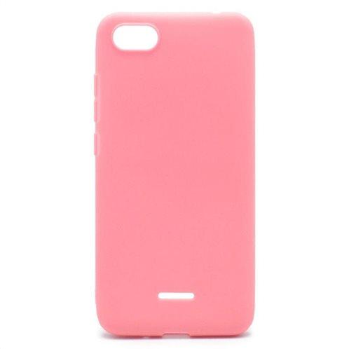 Soft TPU inos Xiaomi Redmi 6A S-Cover Pink