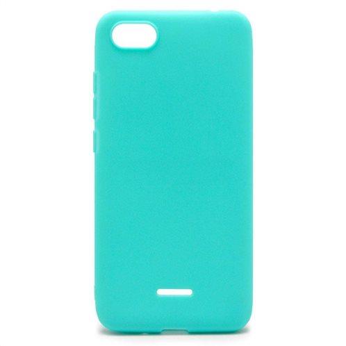 Soft TPU inos Xiaomi Redmi 6A S-Cover Mint Green
