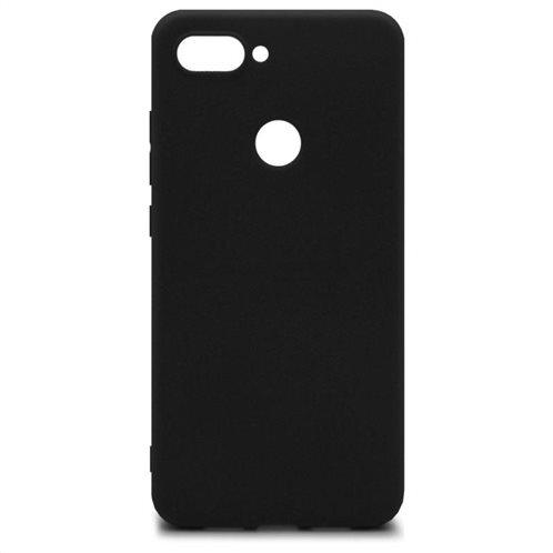 Soft TPU inos Xiaomi Mi 8 Lite S-Cover Black