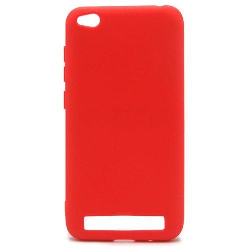 Soft TPU inos Xiaomi Redmi 5A S-Cover Red