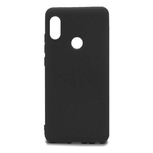 Soft TPU inos Xiaomi Redmi Note 5 Pro S-Cover Black