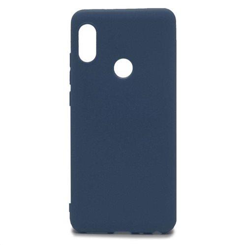 Soft TPU inos Xiaomi Redmi Note 5 Pro S-Cover Blue