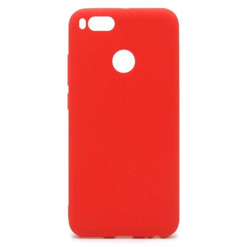 Soft TPU inos Xiaomi Mi 5X/ Mi A1 S-Cover Red