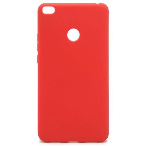 Soft TPU inos Xiaomi Mi Max 2 S-Cover Red