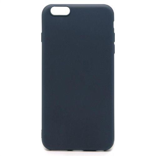 Soft TPU inos Apple iPhone 6 Plus/ iPhone 6S Plus S-Cover Blue