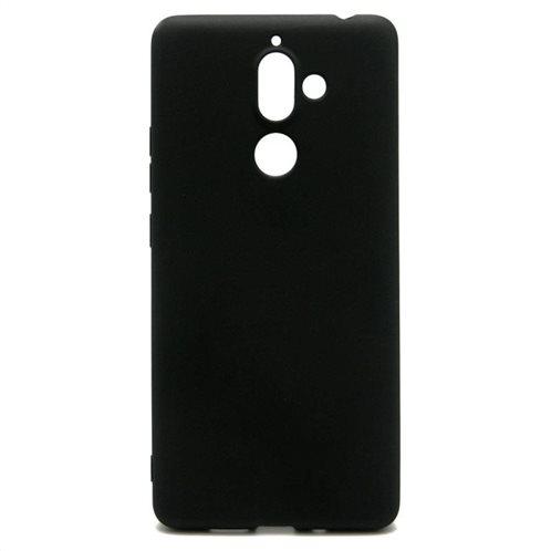 Soft TPU inos Nokia 7 Plus S-Cover Black