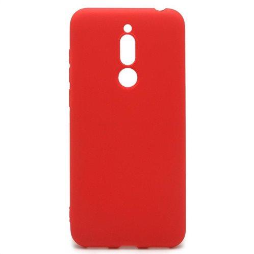 Soft TPU inos Meizu M6T S-Cover Red
