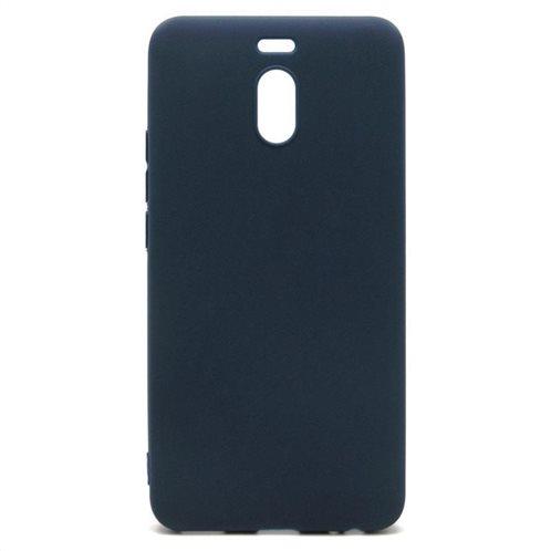 Soft TPU inos Meizu M6 Note S-Cover Blue