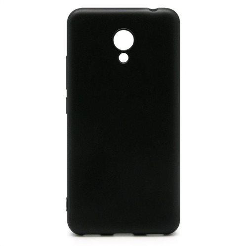 Soft TPU inos Meizu M5c S-Cover Black