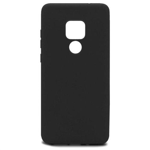 Soft TPU inos Huawei Mate 20 S-Cover Black