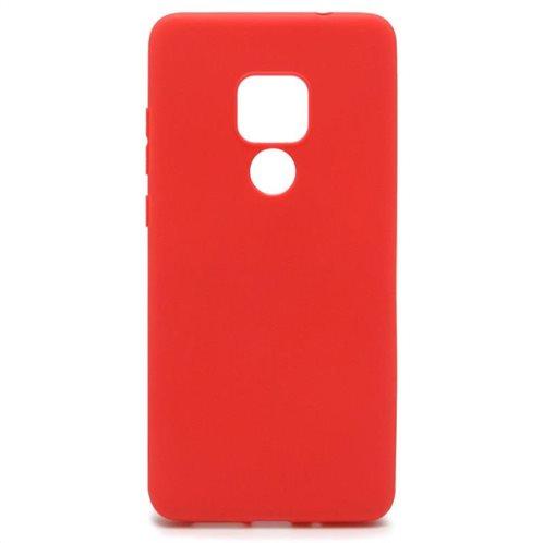 Soft TPU inos Huawei Mate 20 S-Cover Red