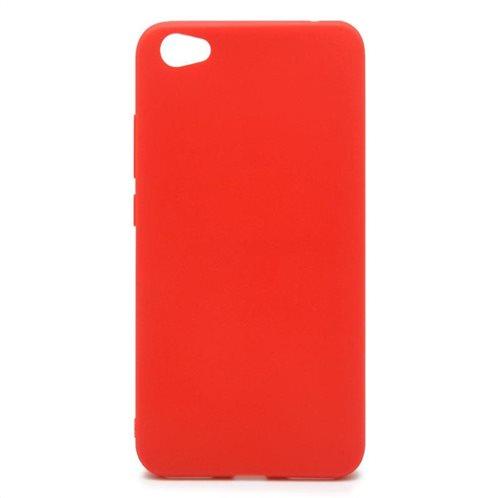 Soft TPU inos Xiaomi Redmi Note 5A S-Cover Red