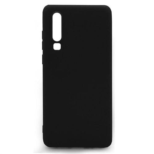 Soft TPU inos Huawei P30 S-Cover Black