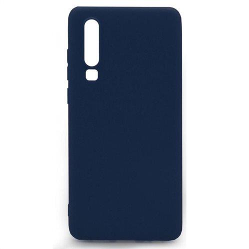 Soft TPU inos Huawei P30 S-Cover Blue