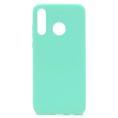 Soft TPU inos Huawei P30 Lite S-Cover Mint Green