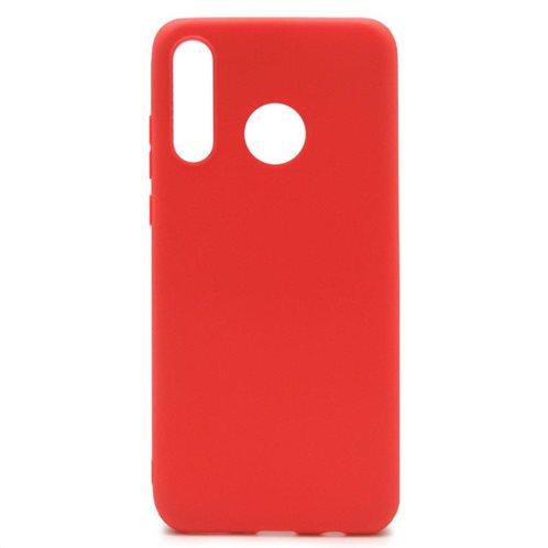 Soft TPU inos Huawei P30 Lite S-Cover Red