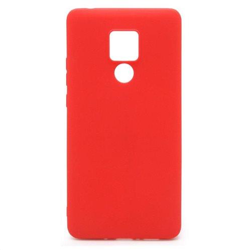 Soft TPU inos Huawei Mate 20X S-Cover Red