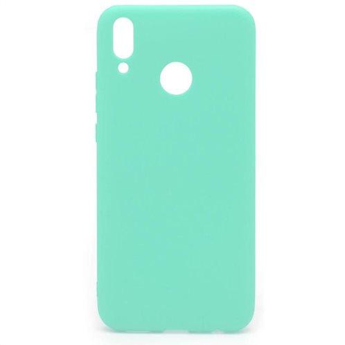 Soft TPU inos Huawei P Smart (2019) S-Cover Mint Green