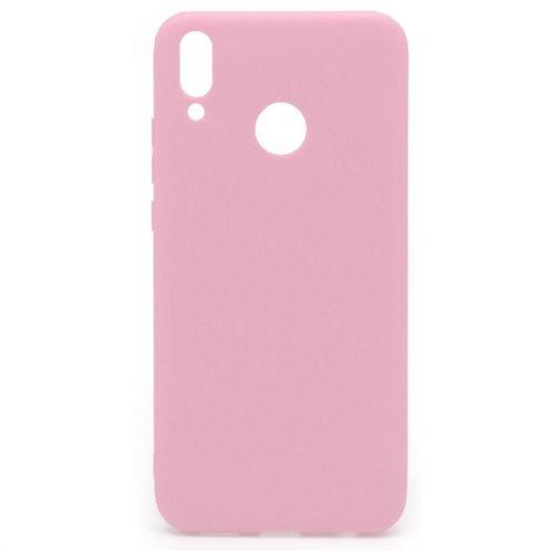 Soft TPU inos Huawei P Smart (2019) S-Cover Pink