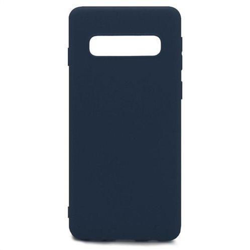 Soft TPU inos Samsung G975F Galaxy S10 Plus S-Cover Blue