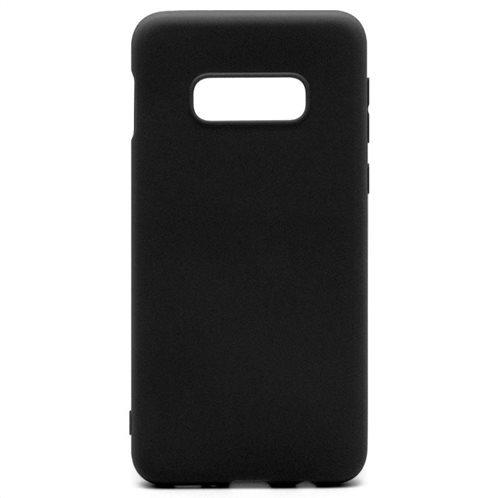 Soft TPU inos Samsung G970F Galaxy S10e S-Cover Black