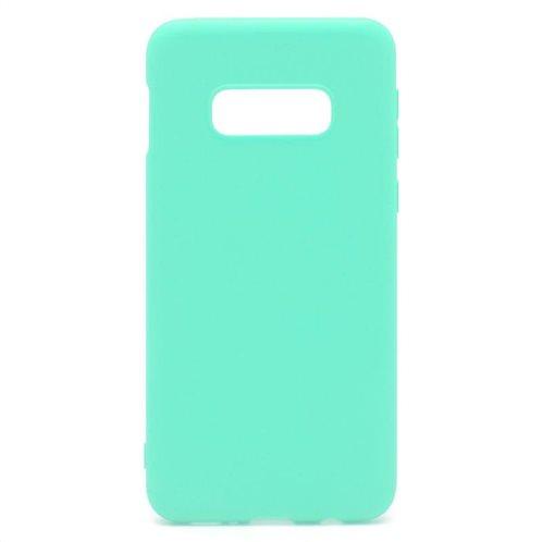 Soft TPU inos Samsung G970F Galaxy S10e S-Cover Mint Green