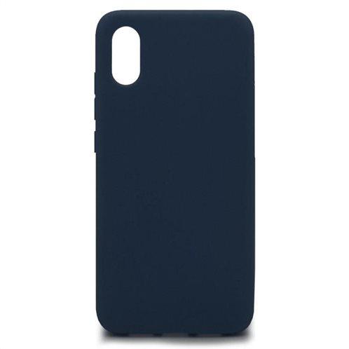 Soft TPU inos Xiaomi Mi 8 Pro S-Cover Blue