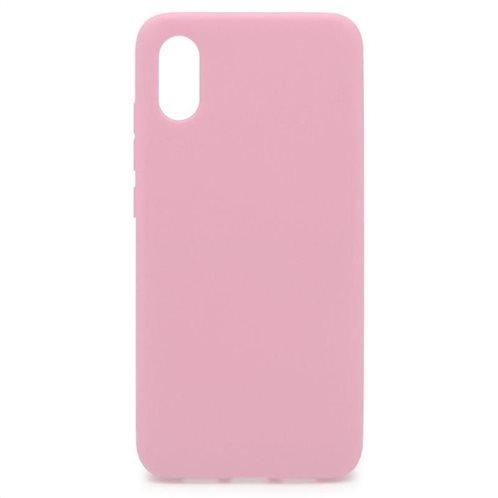 Soft TPU inos Xiaomi Mi 8 Pro S-Cover Pink