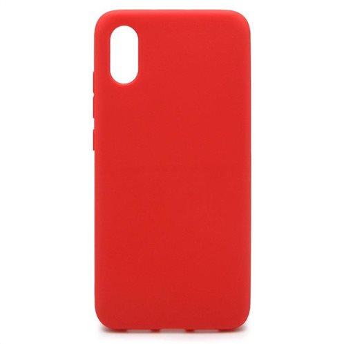 Soft TPU inos Xiaomi Mi 8 Pro S-Cover Red