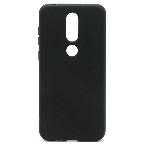 Soft TPU inos Nokia 6.1 Plus S-Cover Black