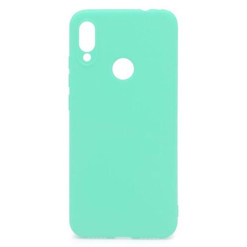 Soft TPU inos Xiaomi Redmi Note 7 S-Cover Mint Green