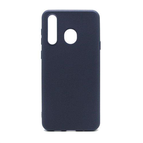 Soft TPU inos Samsung G8870 Galaxy A8s S-Cover Blue