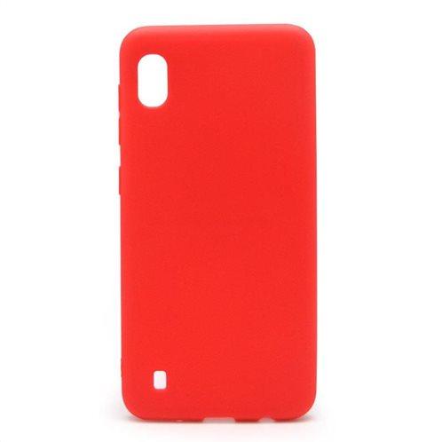 Soft TPU inos Samsung A105F Galaxy A10 S-Cover Red