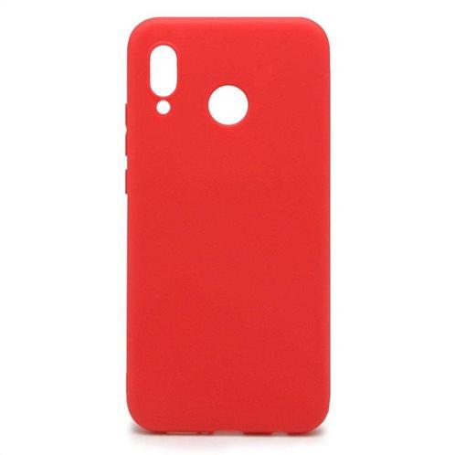 Soft TPU inos Samsung A305F Galaxy A30 S-Cover Red