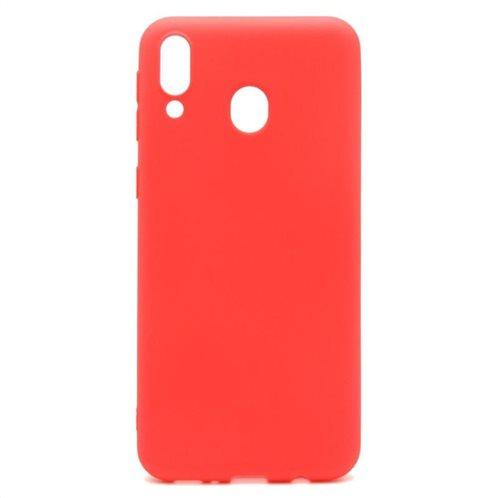 Soft TPU inos Samsung M205F Galaxy M20 S-Cover Red