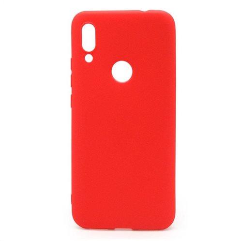 Soft TPU inos Xiaomi Redmi 7 S-Cover Red