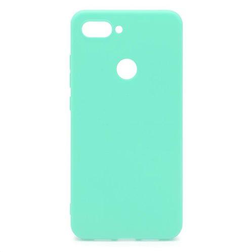 Soft TPU inos Xiaomi Mi 8 Lite S-Cover Mint Green