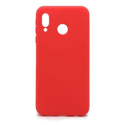 Soft TPU inos Samsung A405F Galaxy A40 S-Cover Red