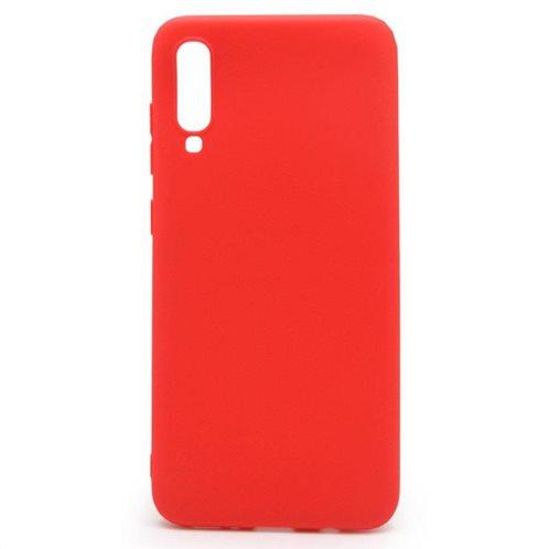 Soft TPU inos Samsung A705F Galaxy A70 S-Cover Red