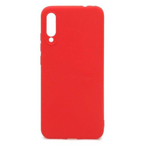 Soft TPU inos Xiaomi Mi 9 S-Cover Red