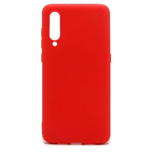 Soft TPU inos Xiaomi Mi 9 SE S-Cover Red