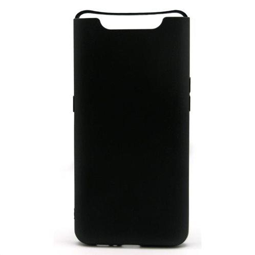 Soft TPU inos Samsung A805F Galaxy A80 S-Cover Black
