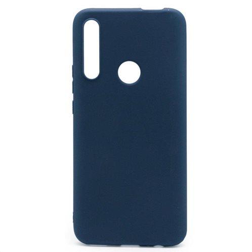 Soft TPU inos Huawei P Smart Z S-Cover Blue