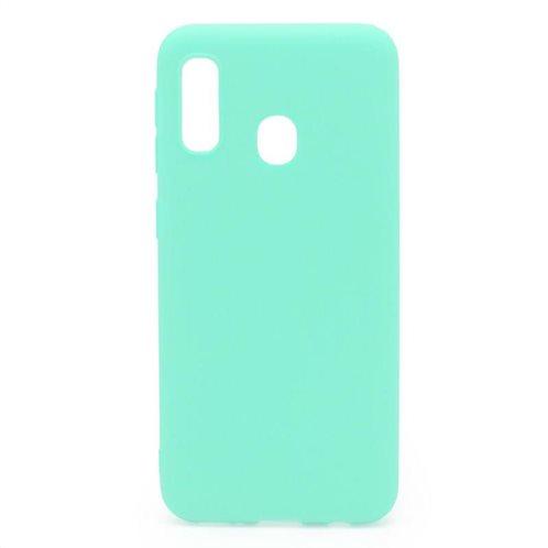 Soft TPU inos Samsung A202F Galaxy A20e S-Cover Mint Green