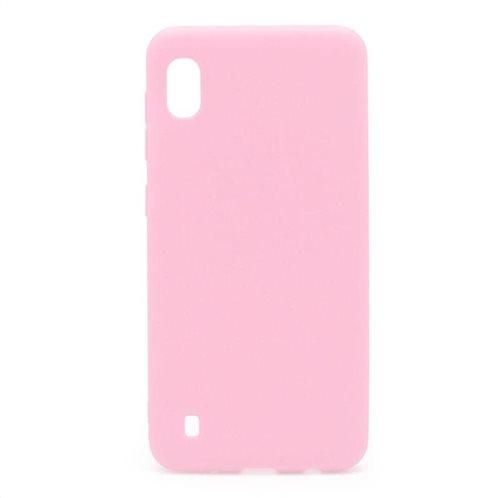 Soft TPU inos Samsung A105F Galaxy A10 S-Cover Pink